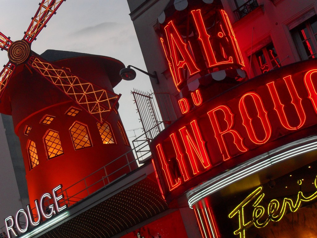 Cabaret Moulin Rouge
