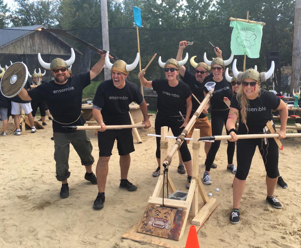 Les Catapultes Viking