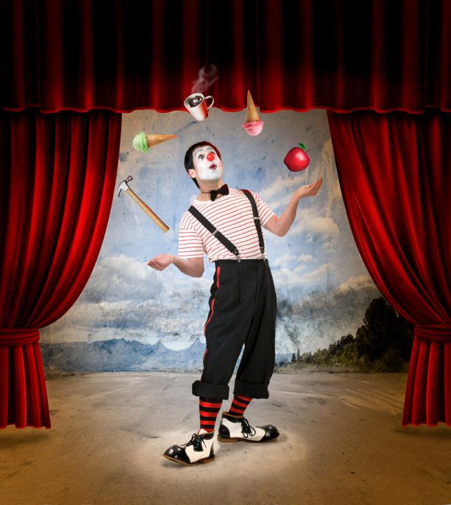 Cirque Acrobatique