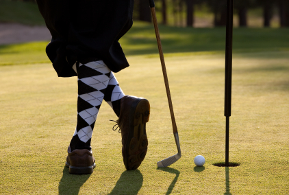 Golf Prohibition